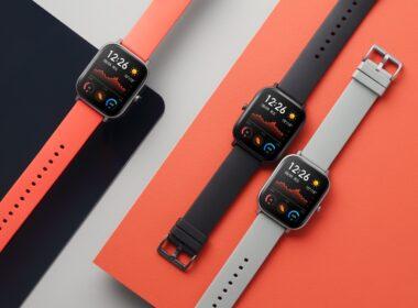 On vous présente la montre connectée Amazfit GTS 2 mini