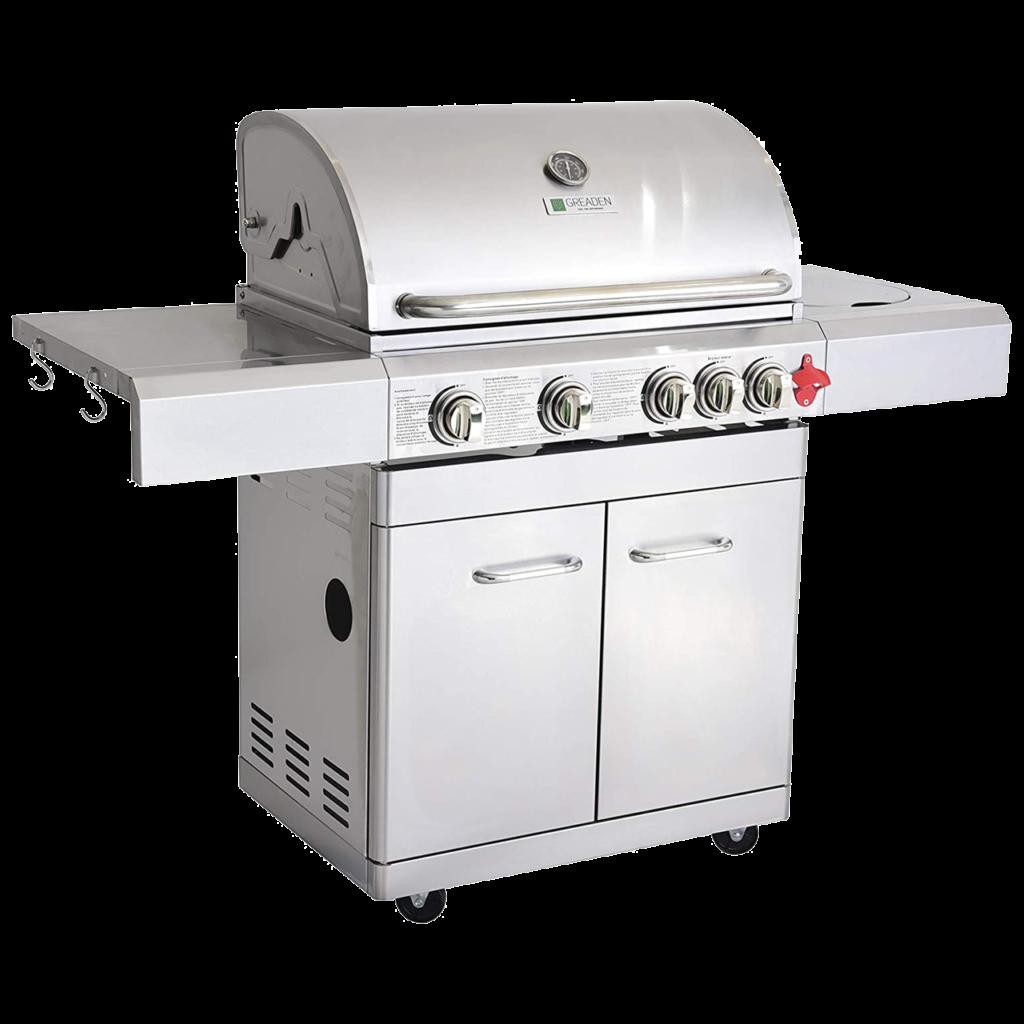 Sélection des meilleurs barbecues à gaz en 2021 - Greaden