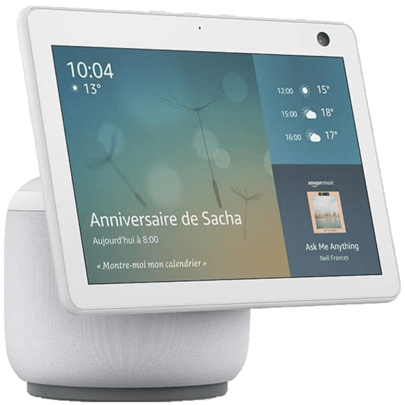 Idées de cadeaux pour une pendaison de crémaillère Amazon Echo