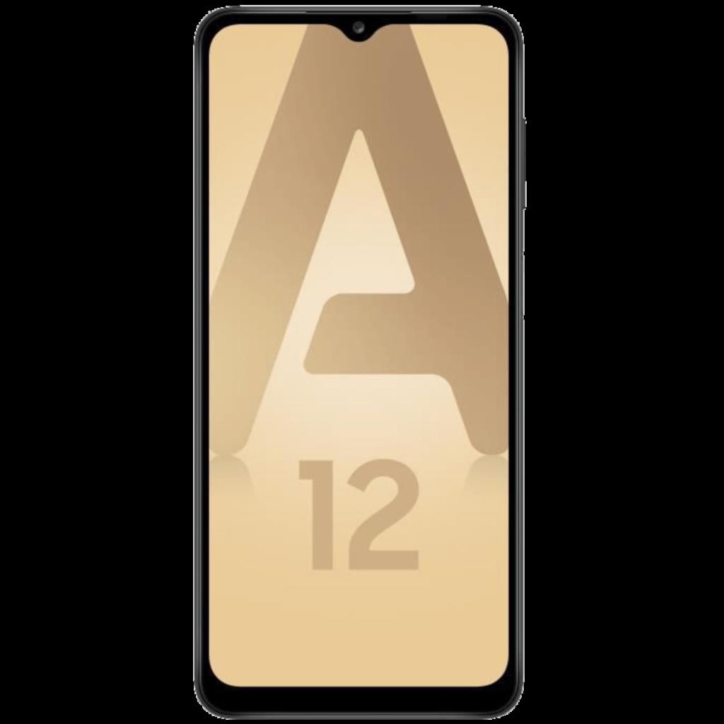 Top des meilleurs smartphones pour moins de 200 euros en 2021 - Samsung Galaxy A12 www.heavybull.com