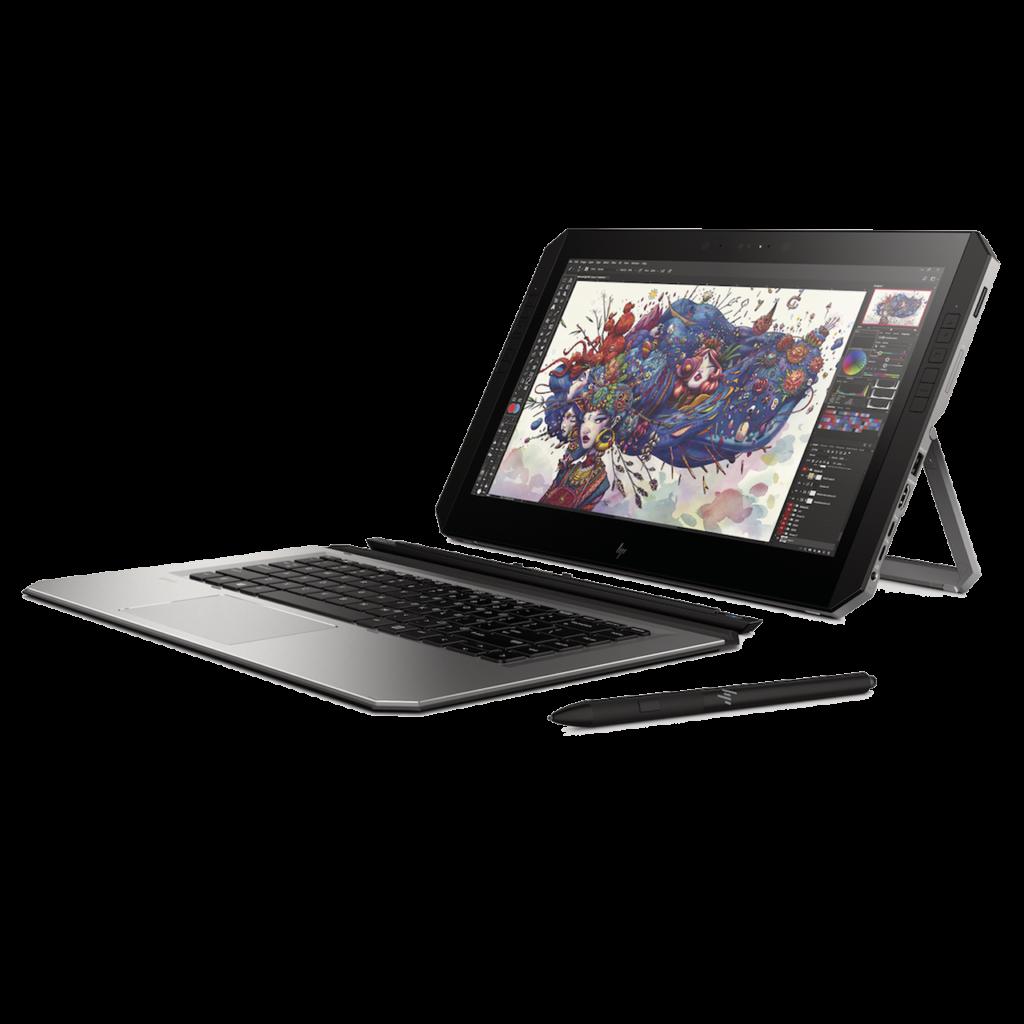 Top des meilleur ordinateurs 2-en-1 pour l'art et le graphisme en 2021 - HP ZBOOK x2 www.heavybull.com