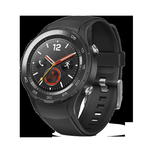 Voici notre sélection des meilleures montres connectées en 2021 - Huawei Watch 2