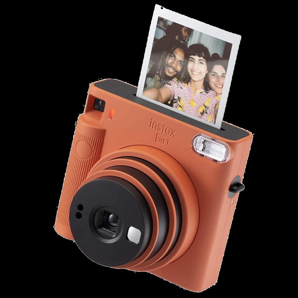 Top des meilleurs appareils photos instantanés en 2021 - Instax square sq1