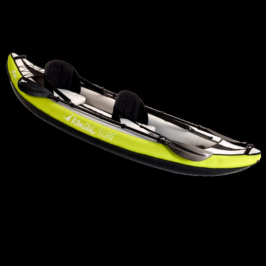 Les meilleurs kayaks gonflables pour débuter en 2021 - Kangui