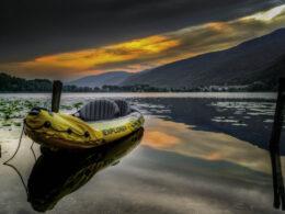 Les meilleurs kayaks gonflables pour débuter en 2021