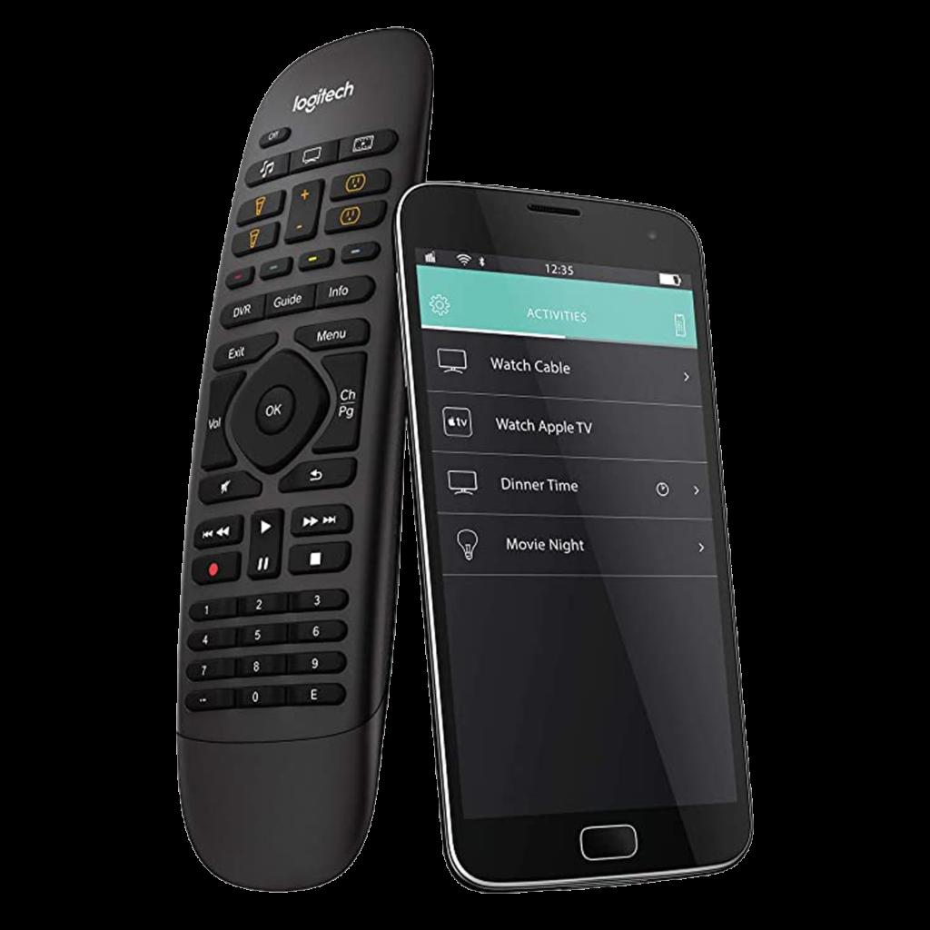 Top des meilleures télécommandes universelles en 2021 - Logitech Harmony Companion