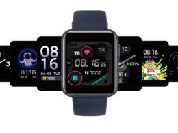 La montre connectée Xiaomi Mi Watch Lite est en promotion actuellement