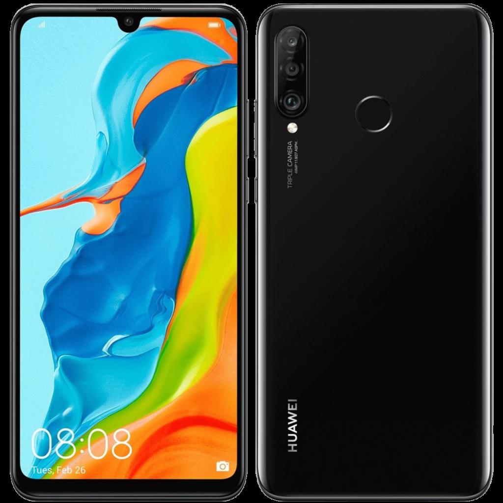 Les meilleurs smartphones pour moins de 300 euros en 2021 - Huawei P30 lite www.heavybull.com