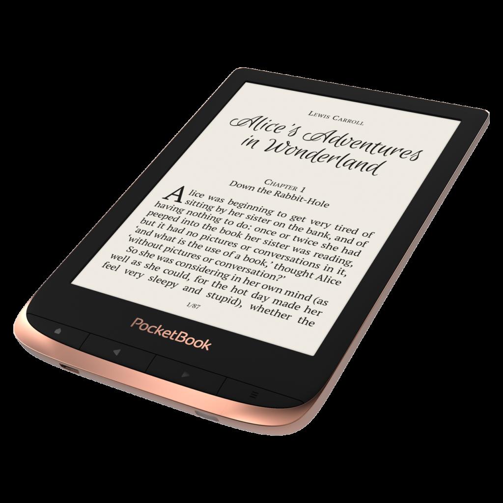 Quelle liseuse électronique est la meilleure ? Notre comparatif de 2021 - Pocketbook Touch HD