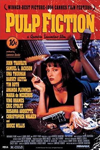 Idées de cadeaux pour un fan de cinéma Pulp fiction