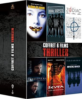 Idées de cadeaux pour un fan de cinéma Thrillers