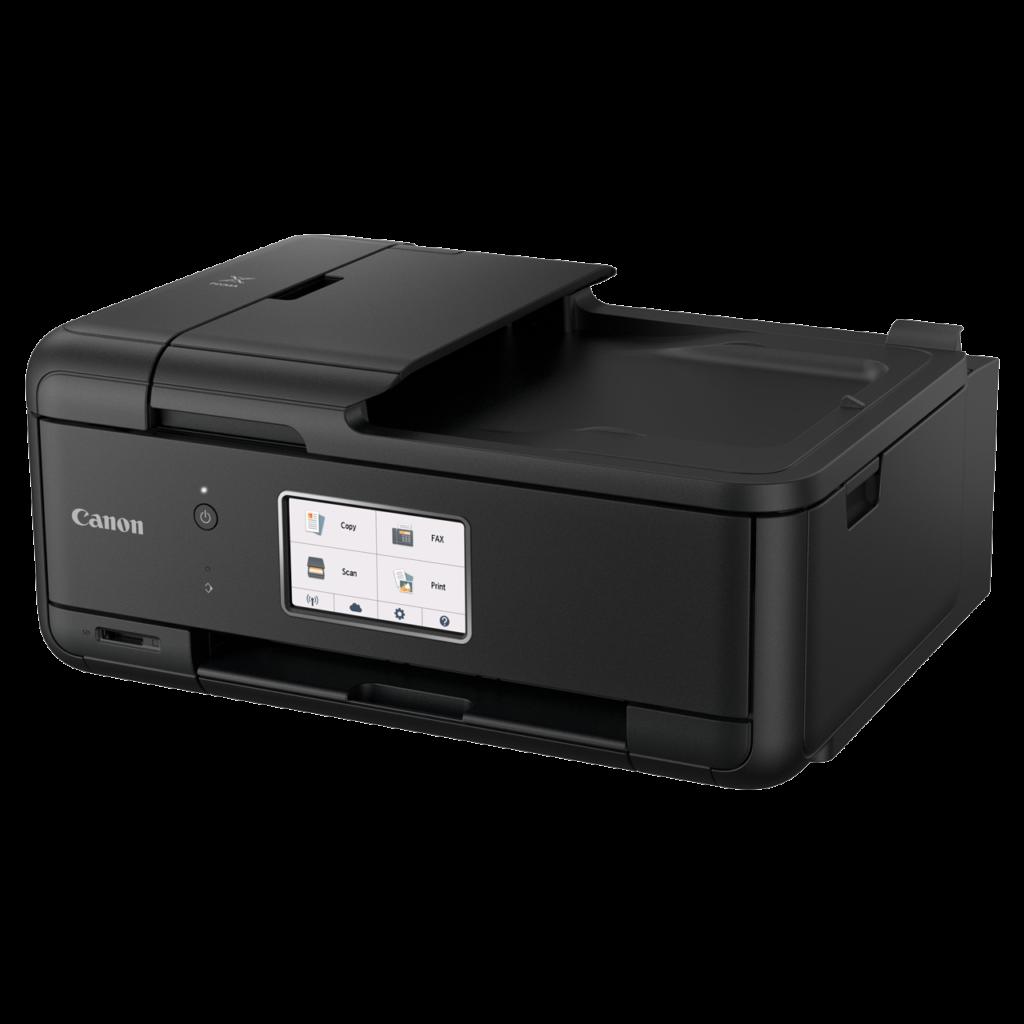 Top des meilleures imprimantes pour imprimer vos photos en 2021 - CANON PIXMA TR8550 www.heavybull.com
