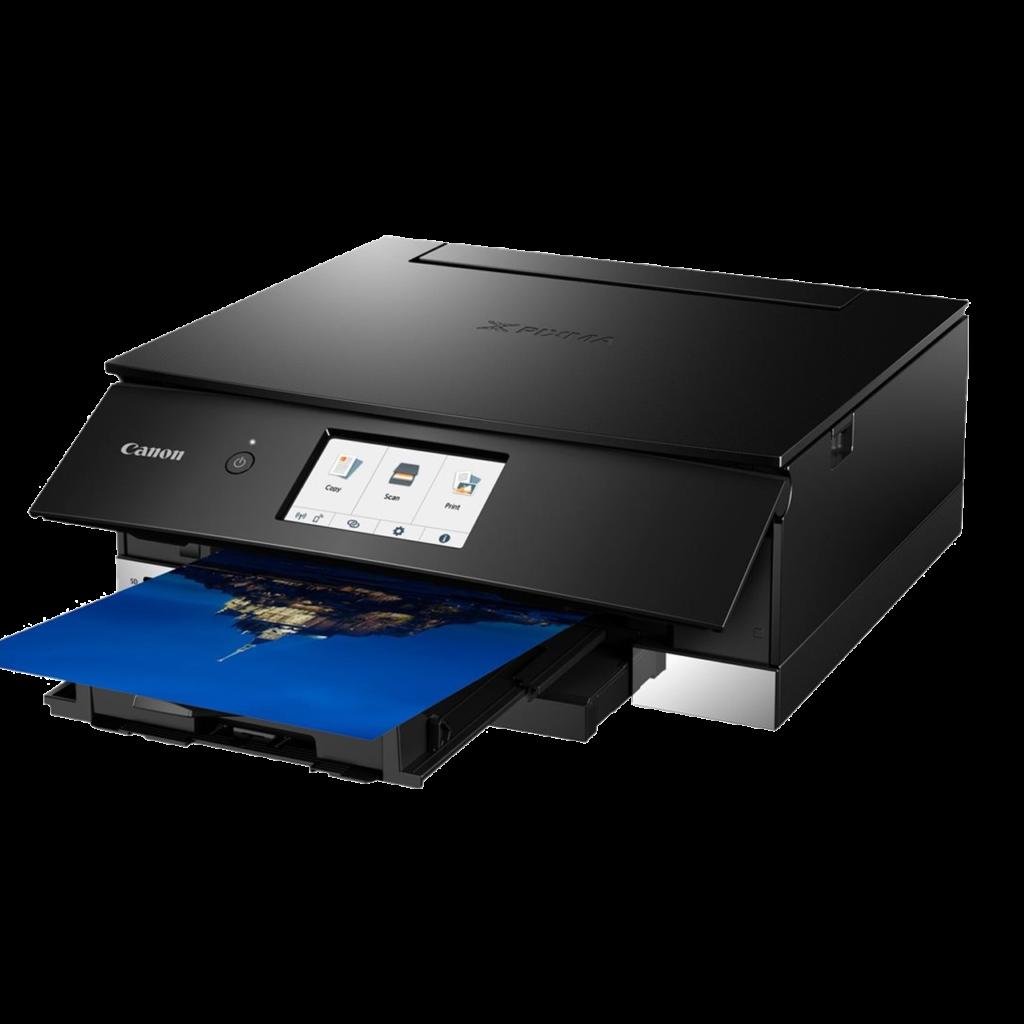 Top des meilleures imprimantes pour imprimer vos photos en 2021 - Canon Pixma TS8350 www.heavybull.com