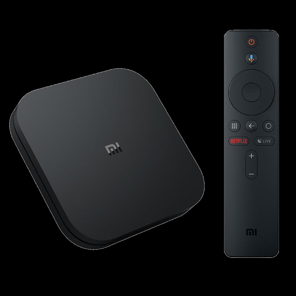 Le top des BOX TV pour rendre votre TV intelligente en 2021 - Xiaomi Mi Box S 4K
