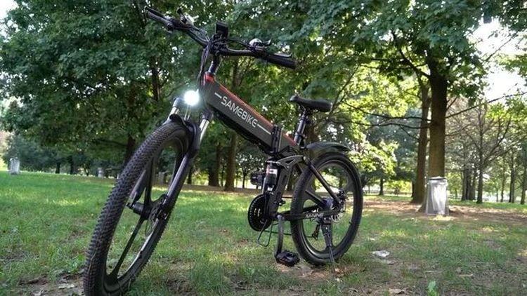 Le vélo électrique pliant SameBike LO26 est en promo à 799€