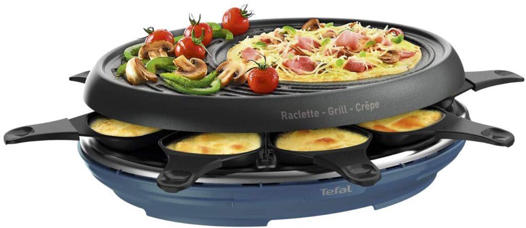 Idées de cadeaux pour une pendaison de crémaillère Raclette