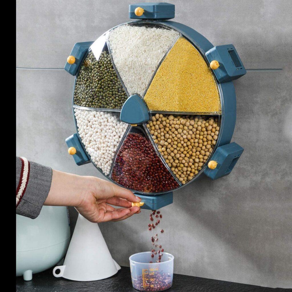 Idées de cadeaux pour une pendaison de crémaillère Distributeur céréales