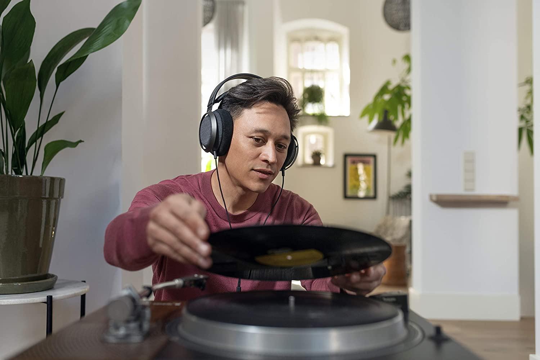 Casque audio Philips Fidelio X3, l'excellence en promotion (-34%)