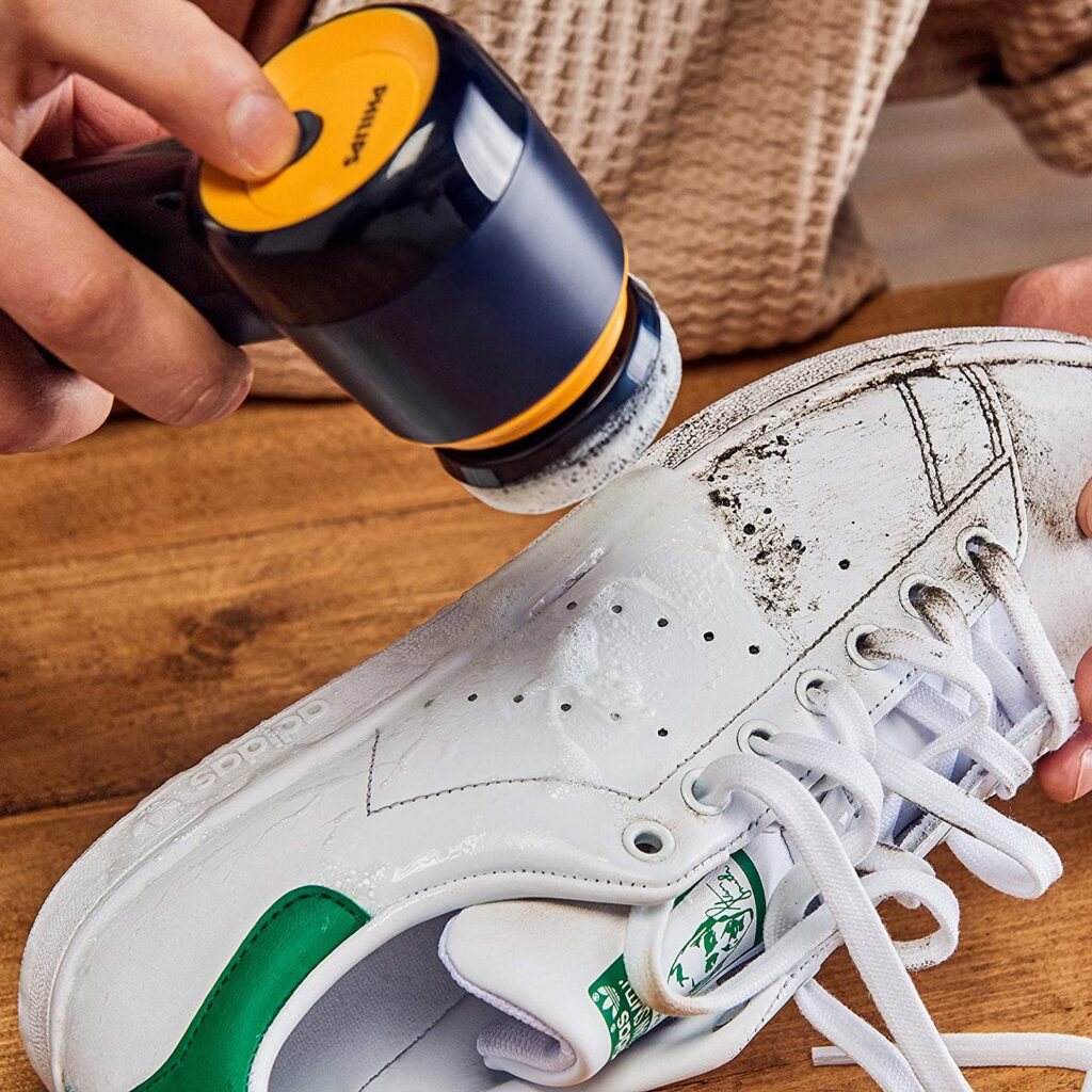 Philips Sneaker Cleaner: une solution magique pour nettoyer ses chaussures