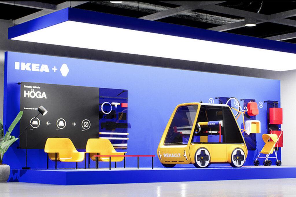 Ikea se lance dans le marché des voitures électriques