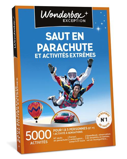 Les meilleures idées de cadeaux pour un adolescent Saut parachute