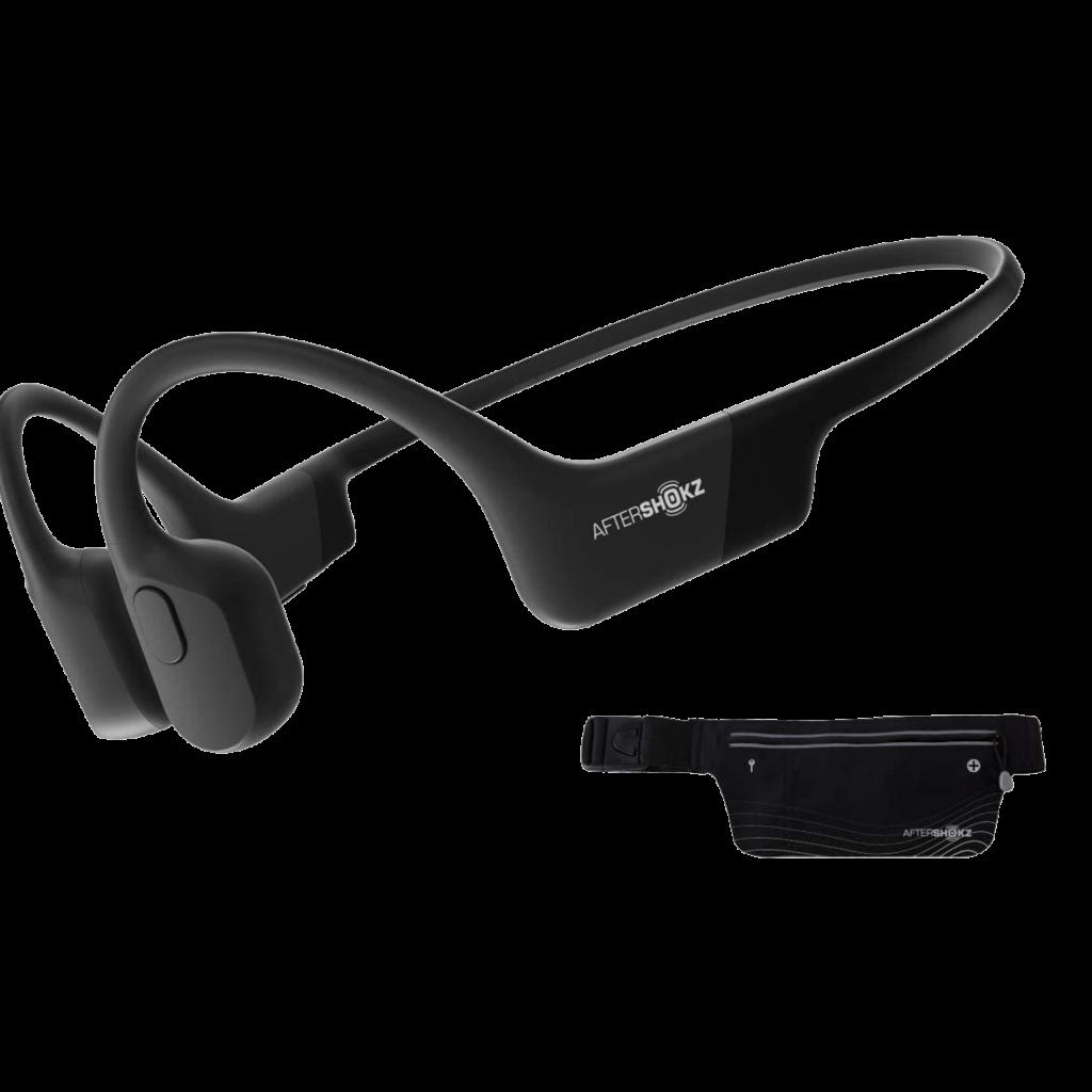 Le top des meilleurs écouteurs Bluetooth pour le sport en 2021 - Aftershokz Aeropex
