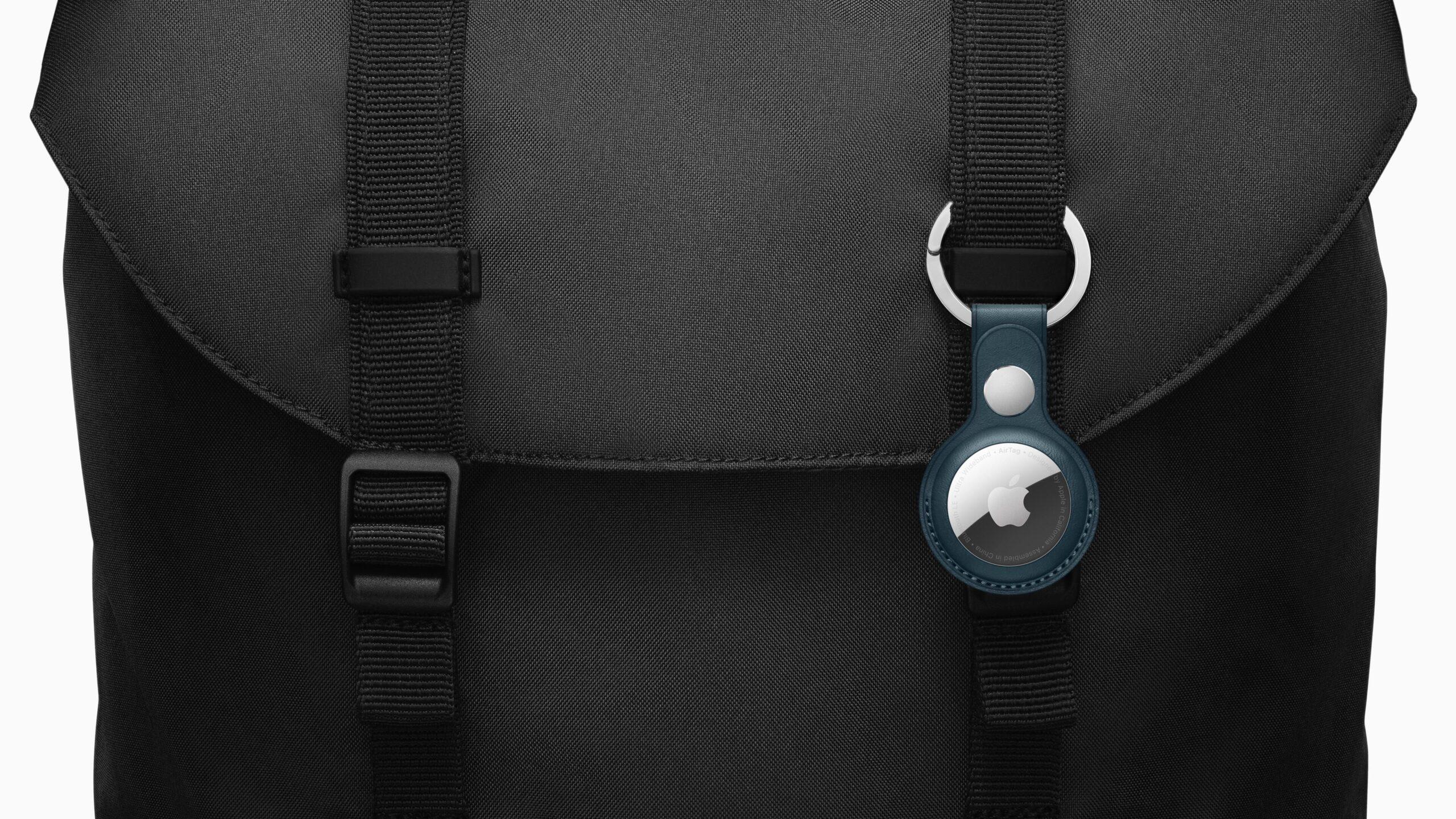 On vous parle aujourd'hui du AirTag, le tout nouveau produit d'Apple