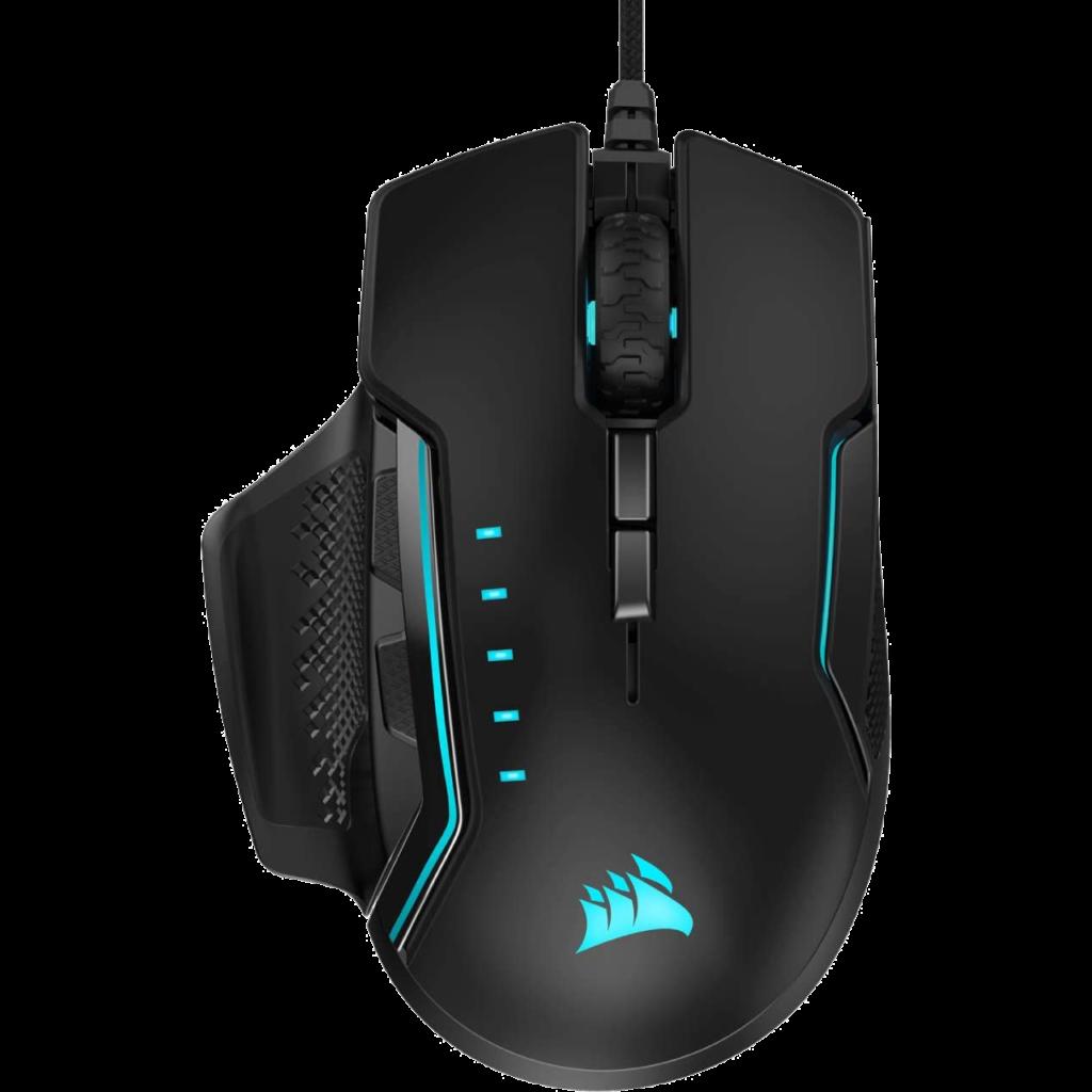 Sélection des meilleures souris de gaming en 2021 - Corsair Glaive Pro