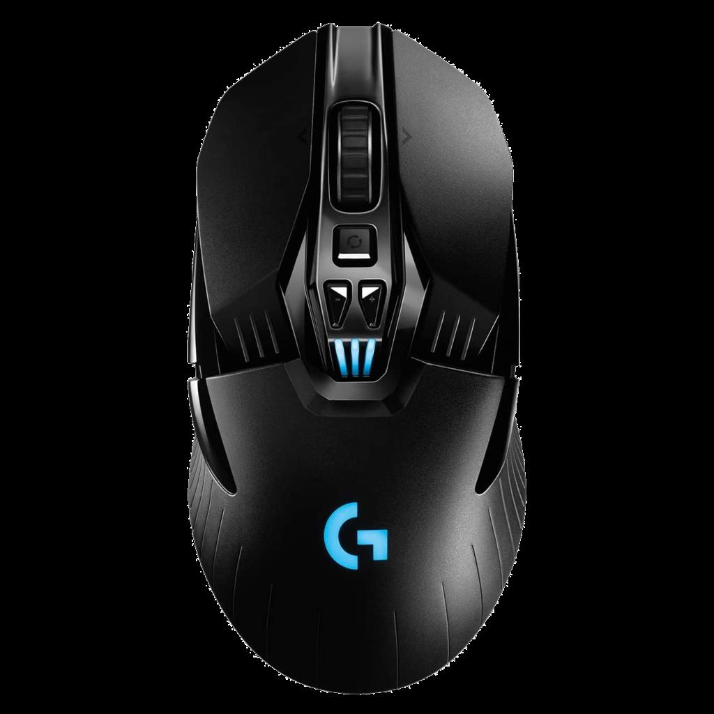 Sélection des meilleures souris de gaming en 2021 - Logitech G903 Lightspeed