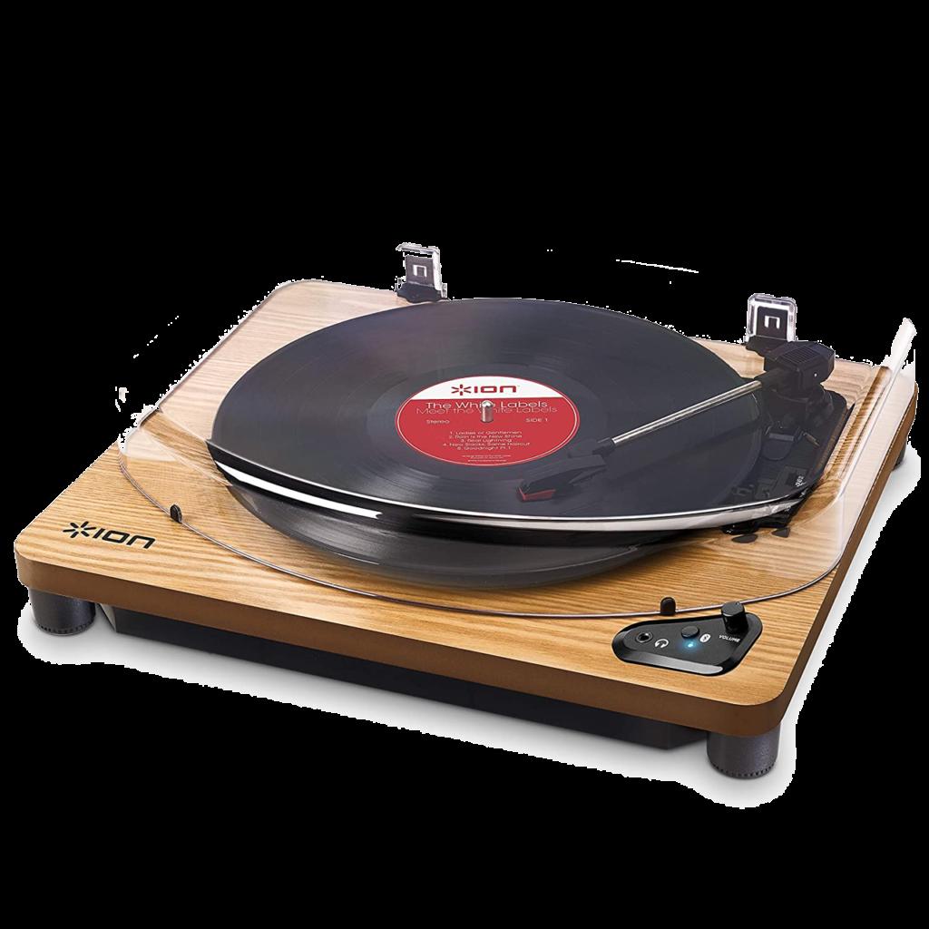 Le top des meilleures platines vinyles en 2021 - ION Audio