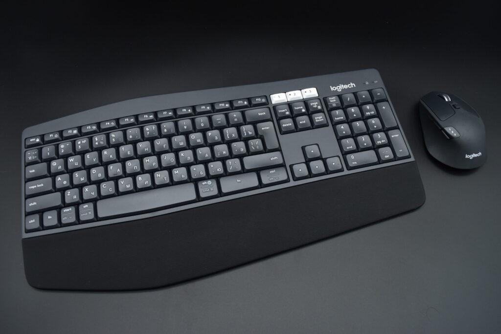 Clavier pour PC Logitech MK850 - www.heavybull.com