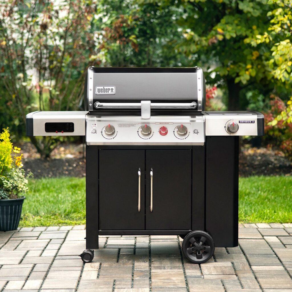 Barbecue connecté de Weber, pour ne plus rater vos cuissons cet été - www.heavybull.com Genesis II weber