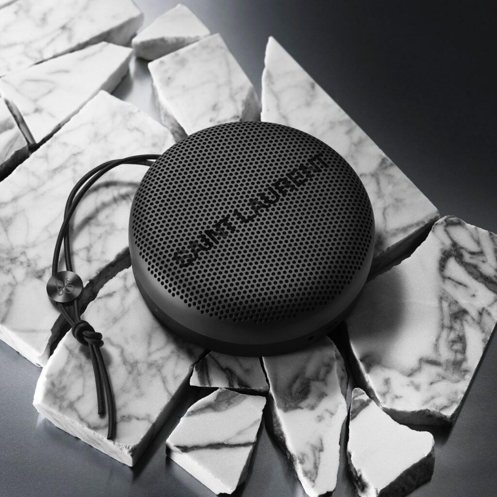 Bang & Olufsen sort une collaboration avec Yves-Saint-Laurent - www.heavybull.com