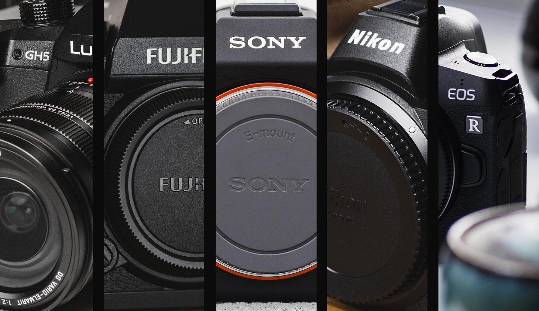 Le top des meilleurs appareils photos hybrides en 2021 - www.heavybull.com