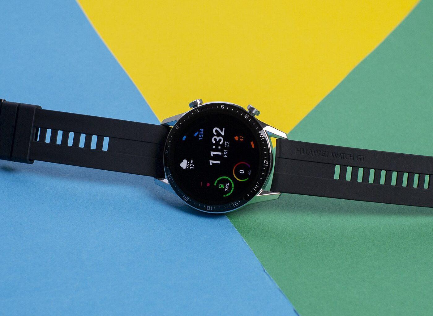 La superbe montre connectée Huawei Watch GT 2 tombe à un prix exceptionnel ! - www.heavybull.com