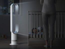 La chaleur arrive et le super ventilateur Dyson AM07 est à -25% ! - www.heavybull.com