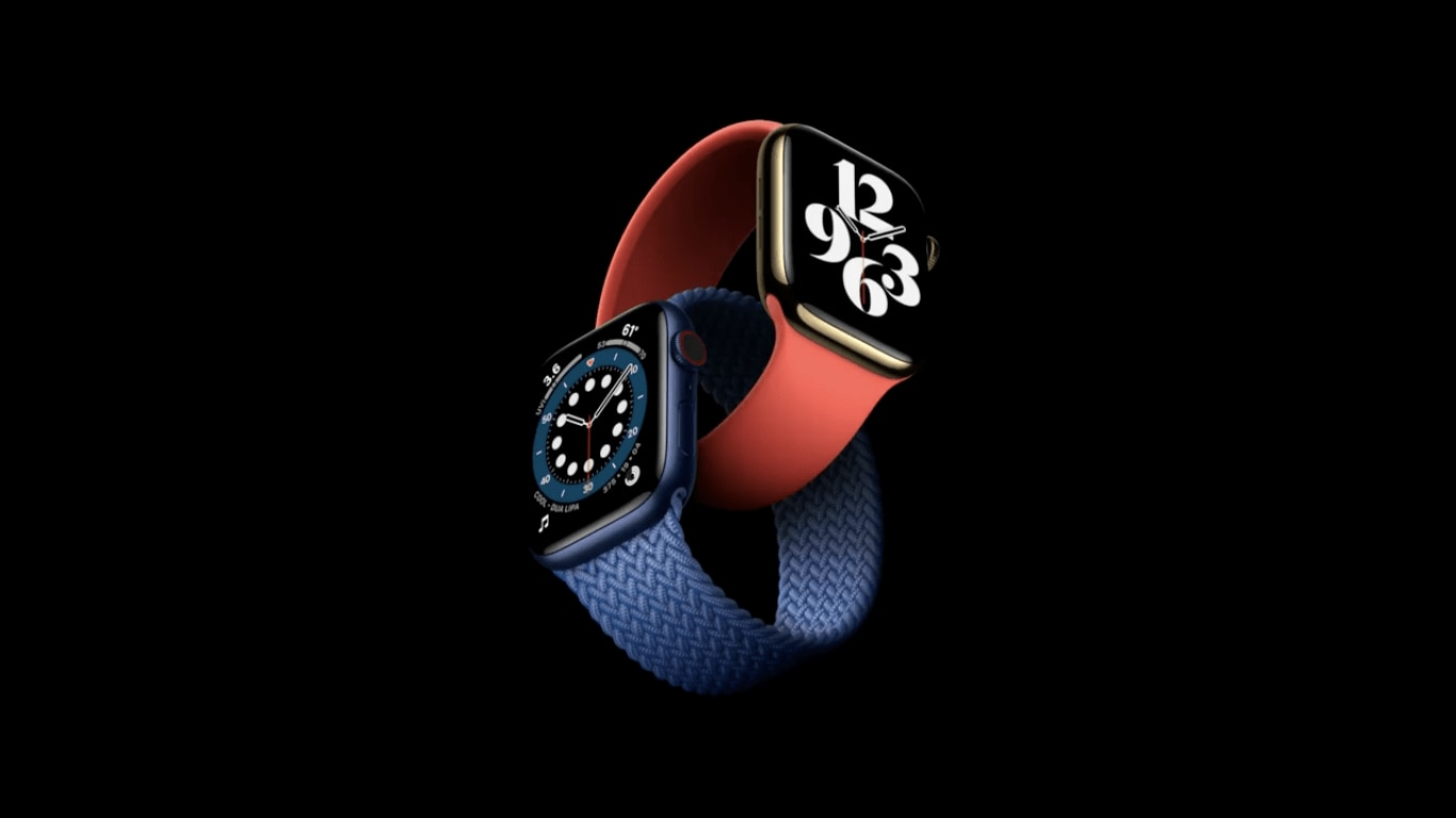 L'Apple Watch Series 6 est en promo et passe sous la barre des 400 euros - www.heavybull.com
