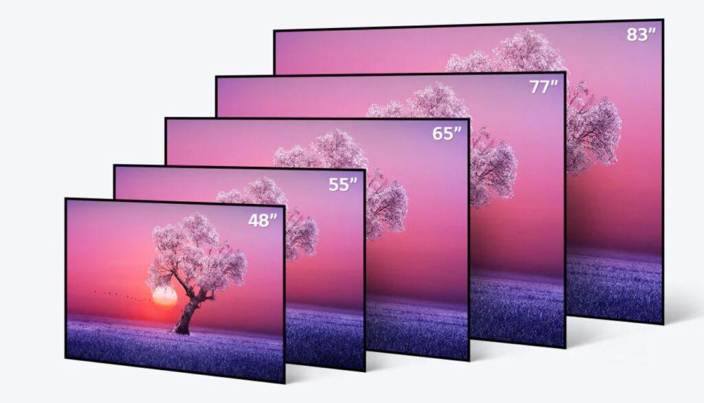 "Les premières TV OLED en 83"" de Sony et LG sortent enfin - www.heavybull.com"
