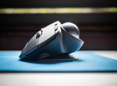souris ergonomiques Logitech Mx Ergo - www.heavybull.com