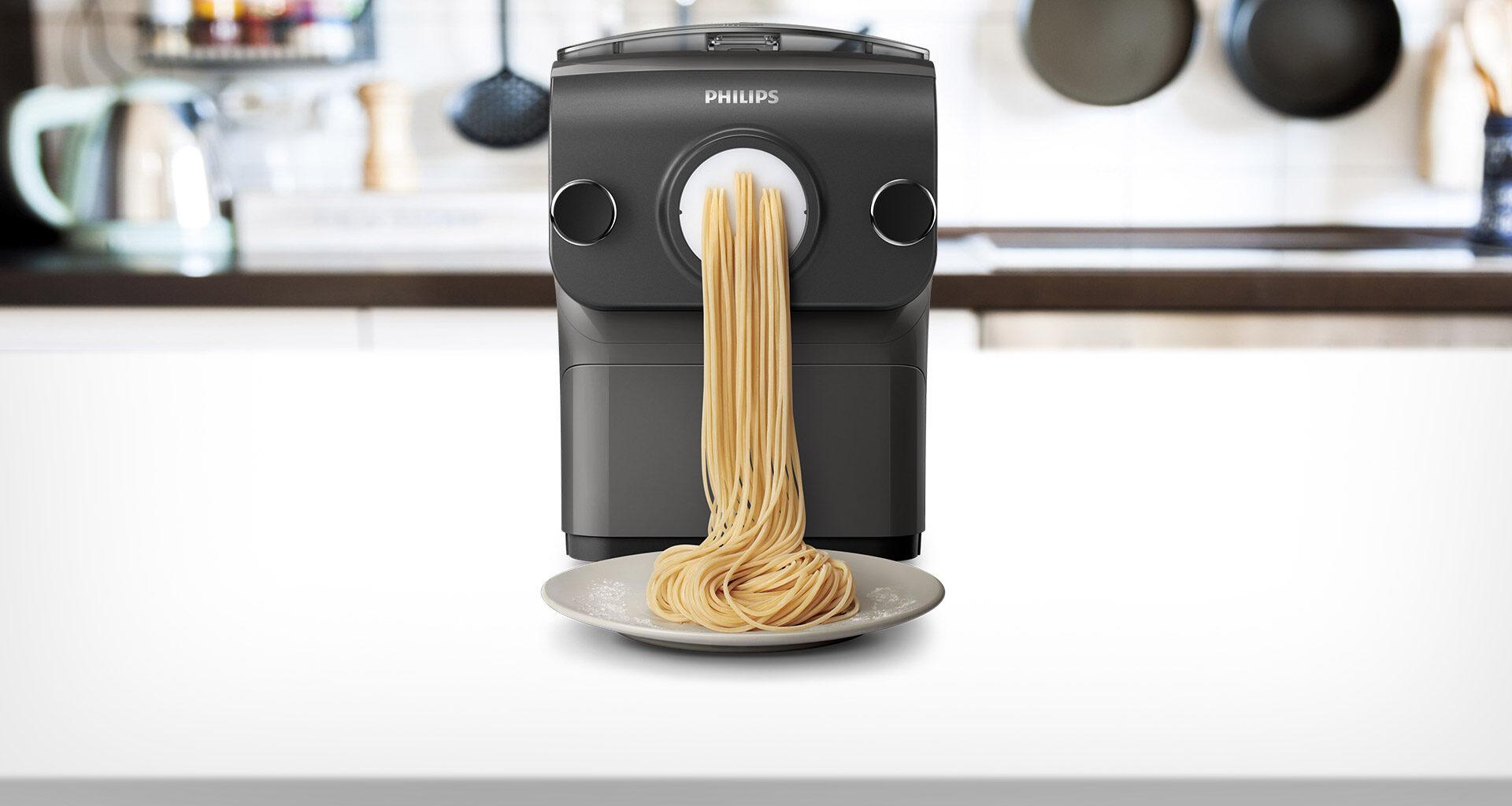 Belle baisse de prix sur la machine à pâtes Philips HR2382/10 - www.heavybull.com