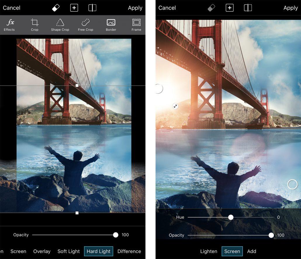 Applications Android pour éditer vos photos - www.heavybull.com