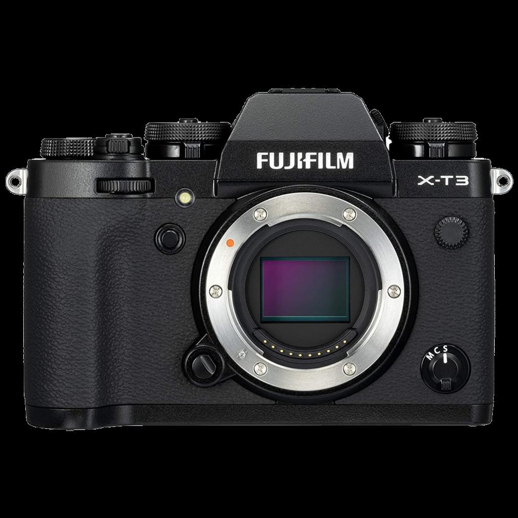 Appareil photo hybride Fujifilm X-T3 - www.heavybull.com