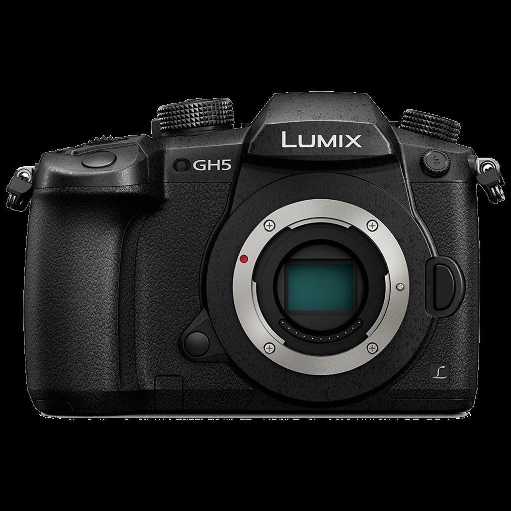 Appareil photo hybride Panasonic Lumix GH5 - www.heavybull.com