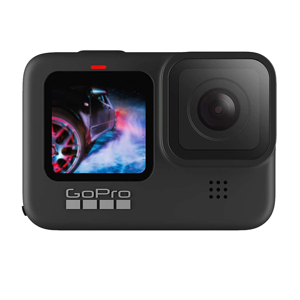 Caméra action GoPro HERO9 - www.heavybull.com