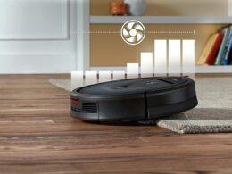 Le génialissime aspirateur robot iRobot Roomba 981 est à -60% aujourd'hui