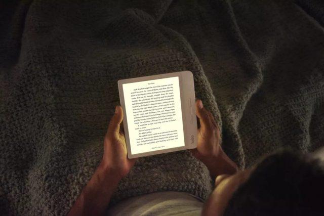 La liseuse Kobo Libra H2O est en promo ! - www.heavybull.com
