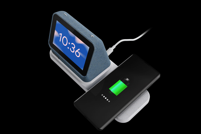 Lenovo a dévoilé son nouveau réveil Smart Clock 2 - www.heavybull.com