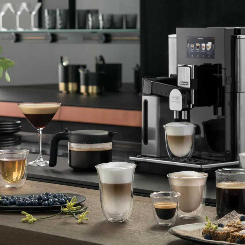 Machine à café DELONGHI MAESTOSA - www.heavybull.com