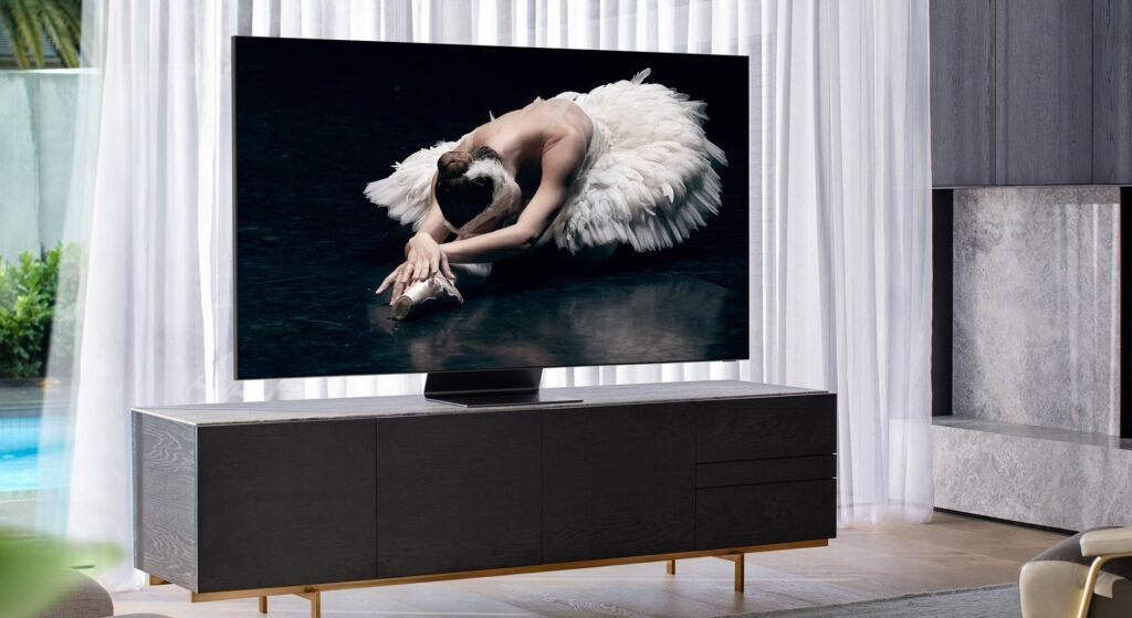 Smart TV SAMSUNG QLED Q800T - www.heavybull.com