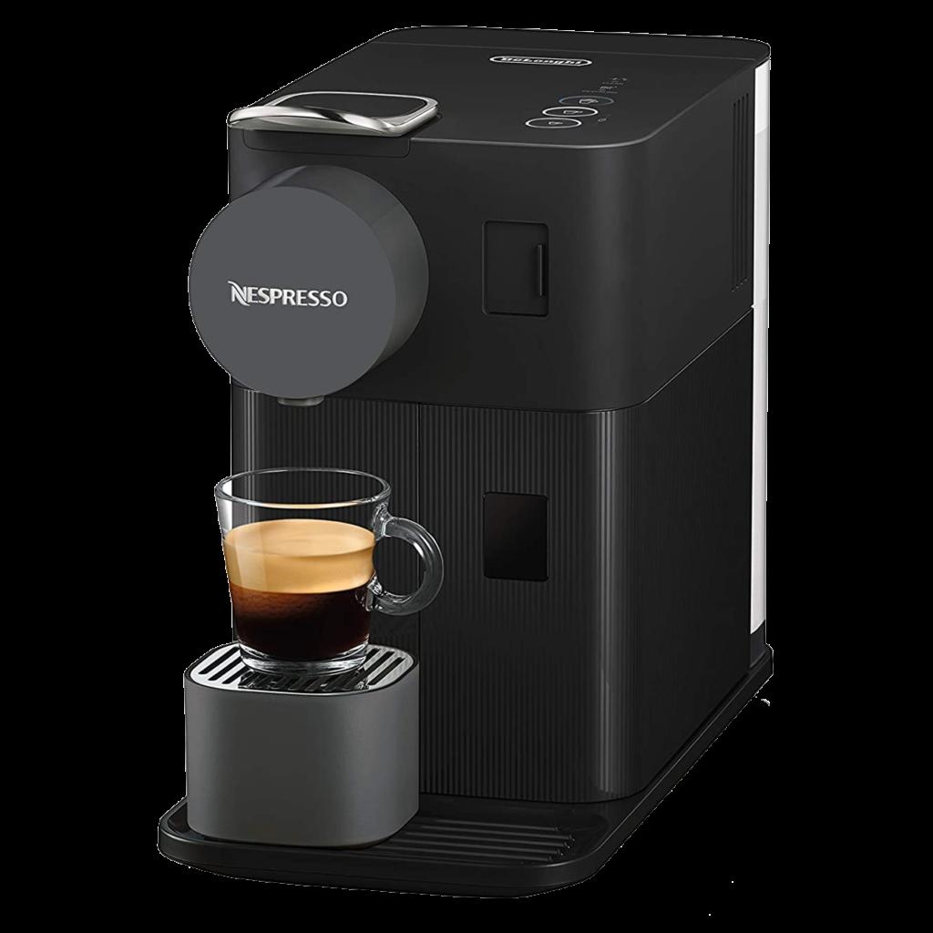 Delonghi Nespresso Lattissima Touch Pod